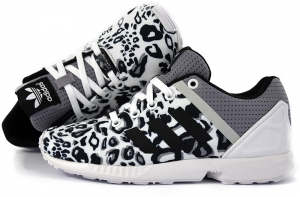 "Buty Damskie Adidas ZX Flux SPLIT ""White  Panter"" (S78735)"