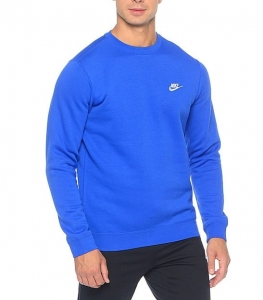 Bluza Męska Nike NSW Crew Fleece Club (804340 480)