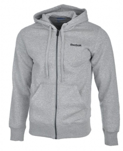 Bluza Męska Reebok EL FT Full Zip  Z64245