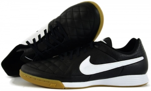 Buty Nike Tiempo Genio Leather IC (631283 010)