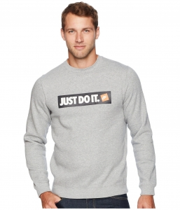 Bluza męska Nike NSW JUST DO IT (928699 063)