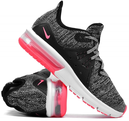 finest selection 1fb83 b4ba7 Buty Nike AIR MAX SEQUENT 3 (GS) (922885 001)