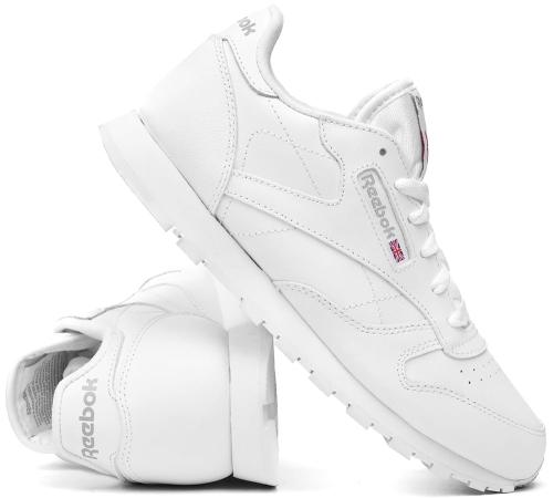 2cf1027e61f54 Buty Damskie REEBOK CLASSIC LEATHER Cl LTHR białe (50151) ProSport24 ...