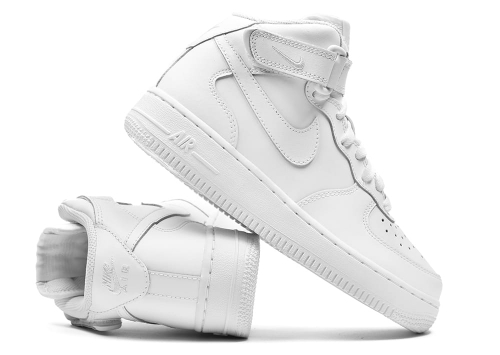 sports shoes 7b56f a60a4 Buty Damskie NIKE AIR FORCE 1 MID