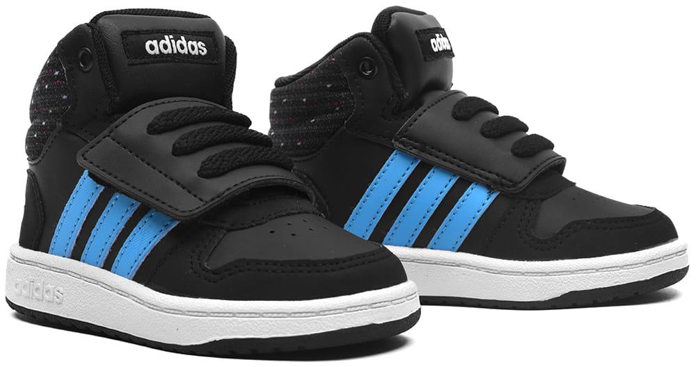 sports shoes 945e7 ef001 Buty Dziecięce ADIDAS HOOPS 2.01 MID (B75952)