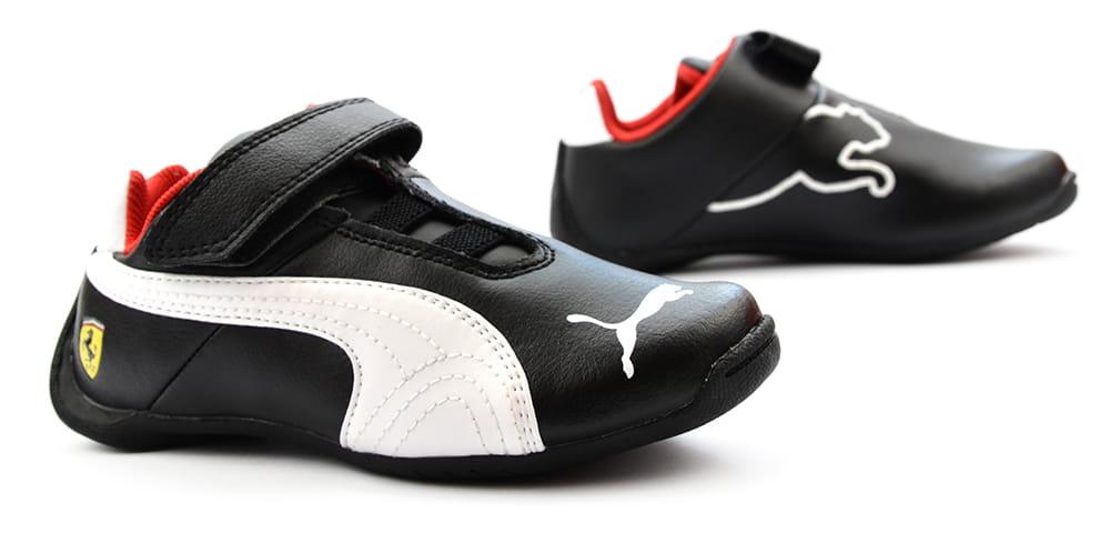 buty puma ferrari dziecięce