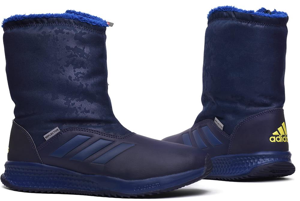 size 40 fabf1 99b82 ... 3752114b47b6 Zimowe buty dziecięce ADIDAS RAPIDASNOW dziecięce (s81125  .. ...