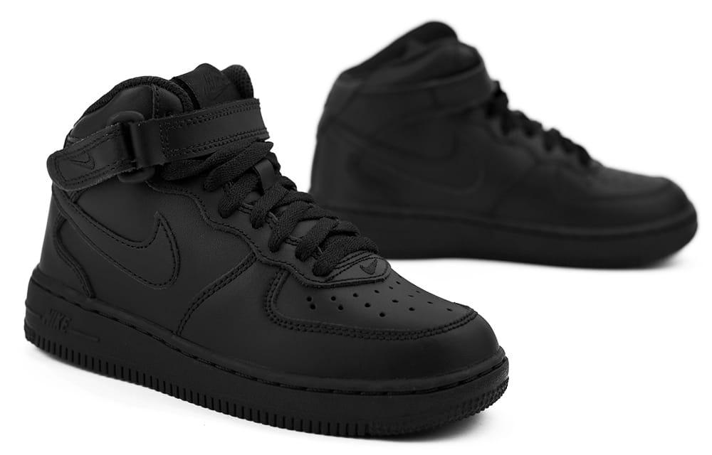 skórzane buty nike
