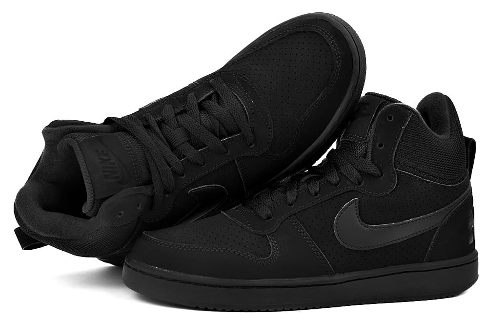 new styles 27e9a d5072 Buty damskie NIKE COURT BOROUGH za Kostkę (844906 002)