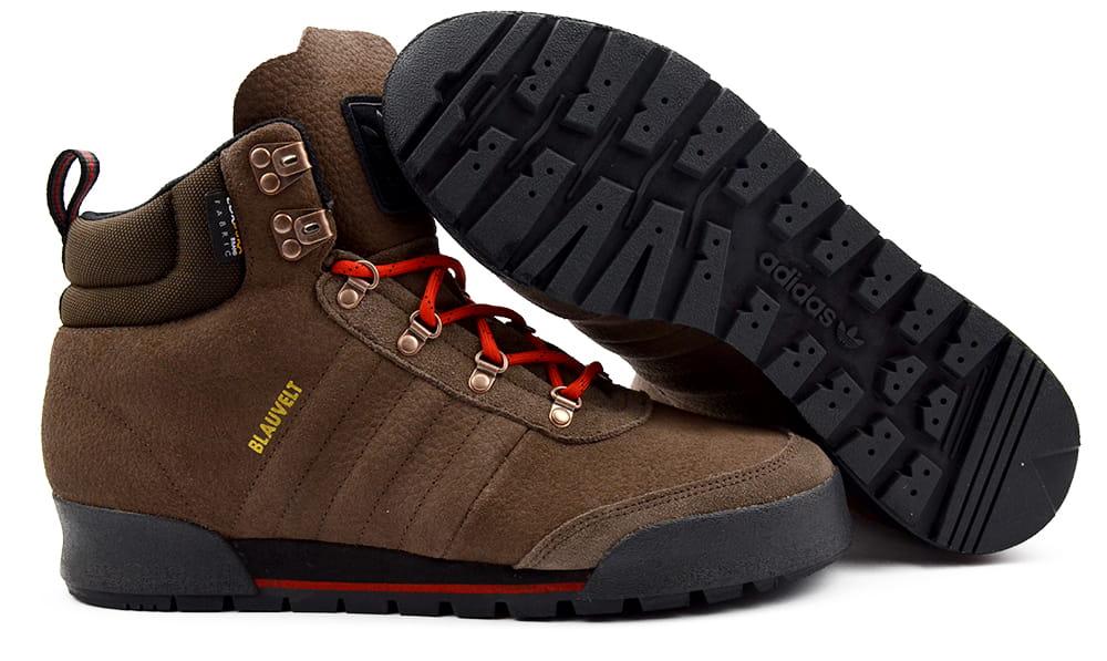 san francisco f5118 2c39a ... Buty Zimowe adidas Performance Jake Boot 3.0 (BY4109) ...